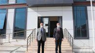 Sultanbeyli Kaymakamı Kubilay'dan İlçe Müftülüğüne Din Görevlileri Haftası Ziyareti