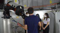 Tuzla'da Teleskop İle Jüpiter'i Gözlemlediler