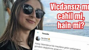 CHP'li başkan yardımcısından Hatay'daki patlamaya ilişkin rezil açıklama