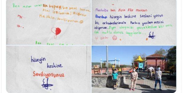 Sultanbeyli'de Minik Yüreklerin İsteği Gerçek Oluyor