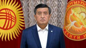 Ceenbekov istifa etti