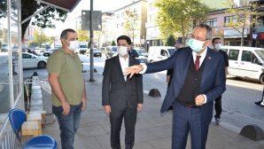 Sultanbeyli'de Kapsamlı Koronavirüs Denetimi