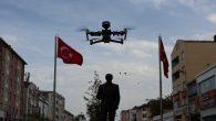 Sultanbeyli'de Dronlu Denetim