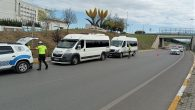 Sultanbeyli'de Okul Servis Araçları Denetlendi