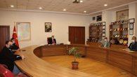 Sultanbeyli'de 2020-2021 Eğitim Öğretim Yılında Okullarda Alınan Tedbirler Değerlendirildi