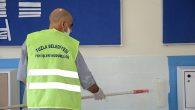 Tuzla'da Okullar Yüz Yüze Eğitime Hazır