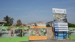 Tuzla'da 18 Aydır Bitmeyen Otopark