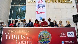 Tuzla'da Yunus Emre'nin Vefatının 700'üncü Yılına Özel Sergi