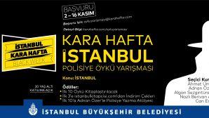 KARA HAFTA İSTANBUL ÖYKÜ YARIŞMASI'NA BAŞVURULAR BAŞLADI