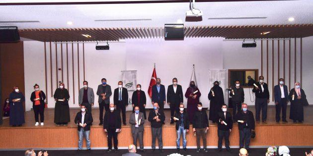 Sancaktepe'de 30 Ailenin daha tapu sorunu çözüldü