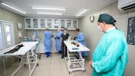 Başkan Yıldırım Hayvan Ameliyathanesini İnceledi