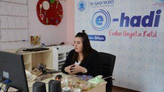 Yeni Nesil Eğitim Portalı E-Hadi'de Online Dersler Başladı
