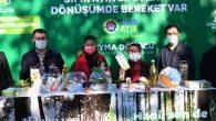 Sancaktepe Belediyesi'nden Çevre Dostu 'Mobil Atık Getirme Merkezi'