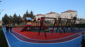 Ümraniye'ye İki Yeni Park