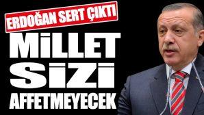 Erdoğan: Mehmetçiği size yedirtmeyiz
