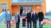 Sultanbeyli'de 10 EBA Destek Noktasına 50 Tablet Bağışı