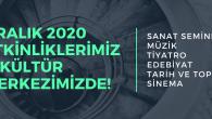 ATAŞEHİR'DE KÜLTÜR-SANATA KISITLAMA YOK!