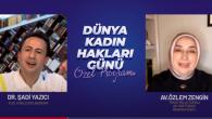 Tuzla Belediye Başkanı Dr. Şadi Yazıcı'nın Canlı Yayın Konuğu Av. Özlem Zengin Oldu