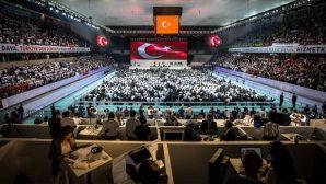 AK PARTİ'NİN KONGRESİNE TEPKİLER GELMEYE DEVAM EDİYOR..