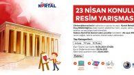 KARTAL BELEDİYESİ'NDEN 23 NİSAN'A ÖZEL ÖDÜLLÜ RESİM VE ŞİİR YARIŞMASI