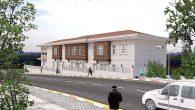 Velibaba Semt Merkezi İnşasına Başlandı