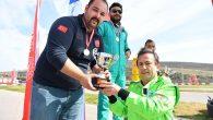 Sağlıkçılar, Başkan Yazıcı İle Karting Yarışı Yaptı