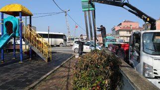 Benim Mahallem Projesinde Sıra NECİP FAZIL Mahallesi'nde