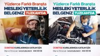 Tuzla'da Yüzlerce Farklı Branşta Mesleki Yeterlilik Kursları Başlıyor