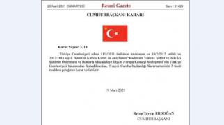 İSTANBUL SÖZLEŞMESİ FESH EDİLDİ..