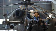 Pilot Komiser Yardımcısı Özge Karabulut tarihe geçti