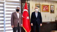 Ulaştırma ve Altyapı Bakanı Karaismailoğlu'ndan Pendik Belediyesine ziyaret