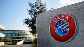 UEFA Açıkladı A Milli Takım'a Büyük Şok
