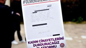 """""""Ölmek İstemiyorum"""" Afişi Artık Kadıköy'de"""