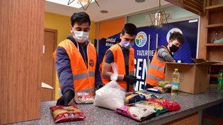 Tuzla Gençlik Merkezi Öğrencileri Gönüllere Dokunuyor