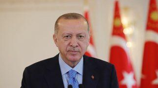 Cumhurbaşkanı Erdoğan: Türkiye Bu Salgın Sürecinden Güçlenerek Çıkacaktır