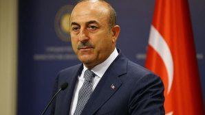 Dışişleri Bakanı Çavuşoğlu: tüm sorunlarımızı konuşmaya hazırız