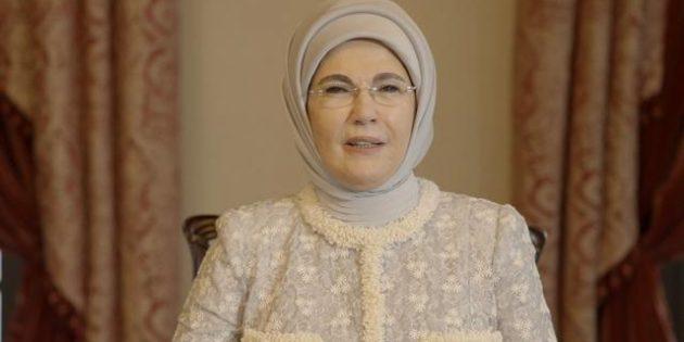 Emine Erdoğan'dan Anneler Günü mesajı
