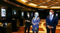 Emine Erdoğan Dijital Resim Sergisi'nin Açılışını Yaptı