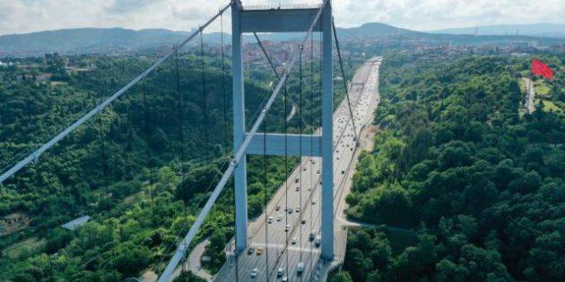 Ramazan Bayramı'nda köprü ve otoyollar ücretsiz