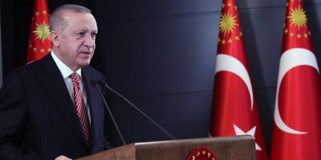 Cumhurbaşkanı Erdoğan: Türkiye çifte standarda rağmen AB üyeliğinde kararlı