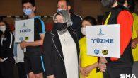 Sancaktepe Belediyesi'nden Filistinli sporculara büyük jest