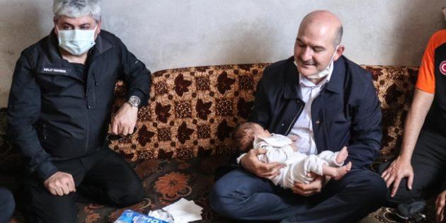 Bakan Soylu: İdlib'de 1 yılda 35 bin ev tamamlandı