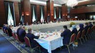 Cumhurbaşkanı Erdoğan, AK Parti milletvekilleriyle bir araya geldi