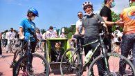 Tuzla'da 130 Bisikletçi 'Bisiklet Günü' Etkinliğinde Bir Araya Geldi