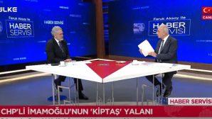 Ümraniye Belediye Başkanı İsmet Yıldırım  ÜLKE TV'de İddialara Yanıt Verdi