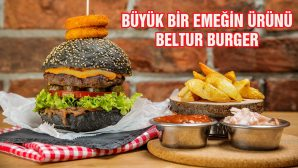 BELTUR BURGER PENDİK'TE HİZMETE GİRDİ