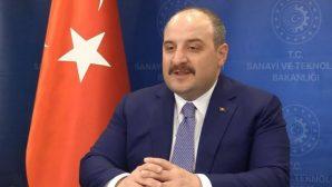 Bakan Varank: Yerli ve milli üretim, Türkiye'nin dışa bağımlılığını ortadan kaldırdı