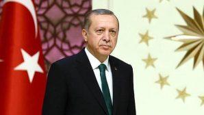 Cumhurbaşkanı Erdoğan'dan Milli Sporculara Tebrik