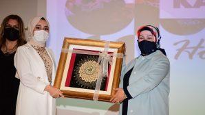 Sancaktepe Kadın Meslek Kursu kursiyerleri sertifikalarını aldı