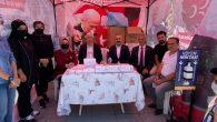 Birol Gür Sultanbeylı'yı Ziyaret Etti
